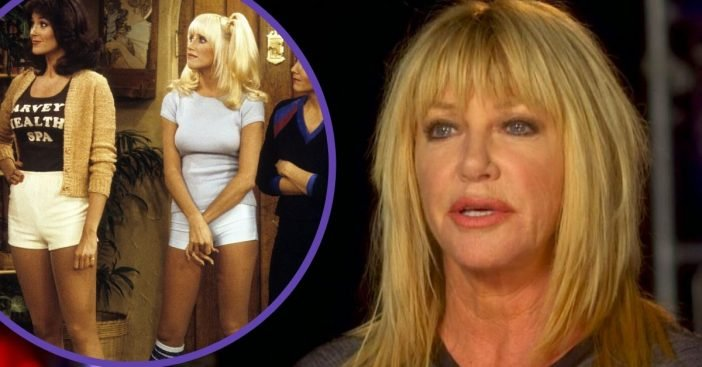 Suzanne Somers Discusses Her Cancer Diagnosis And Thinking Of Her 'Mortality'