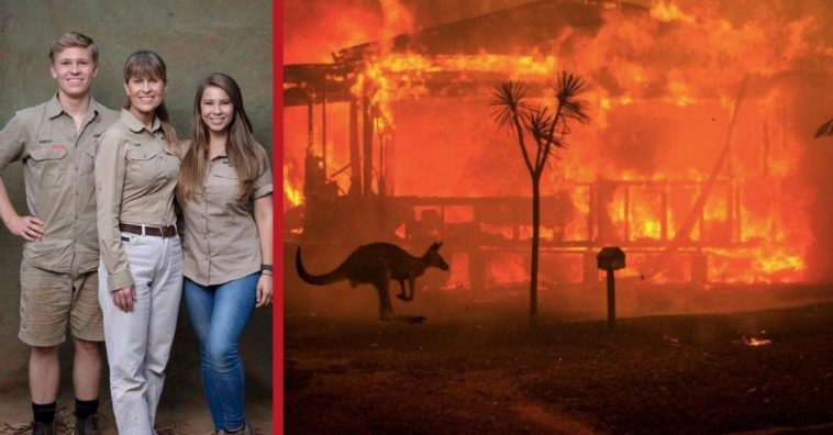 The Irwins Have Helped More Than 90,000 Animals During The Australia Bushfires