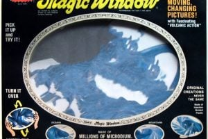 The Magic Window gave a calmer playing experience