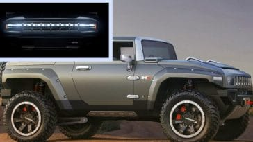 The old GM Hummer is back in a whole new way