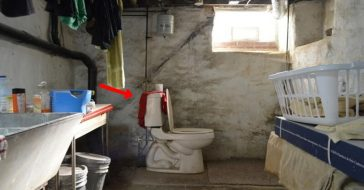 This Is Why Some Homes Have Random Toilets In The Basement