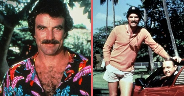 Tom Selleck reveals the criticism he has gotten over the years