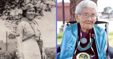 WWII veteran and member of Navajo Nation Sophie Yazzie has died at 105