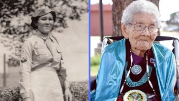 WWII veteran and member of Navajo Nation Sophie Yazzie has died at 105