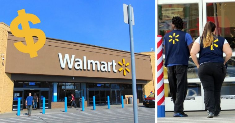Walmart is testing a new starting pay rate
