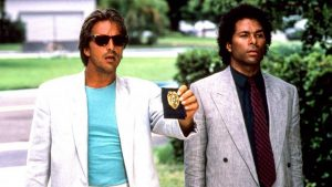 We would be remiss if we left out 'Miami Vice from any list of icons from the area