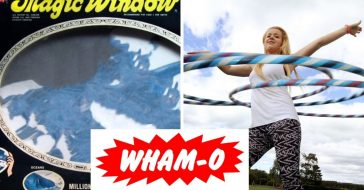 Wham-O products are everywhere
