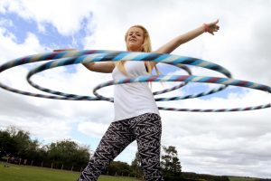 Wham-O's marketing of a plastic Hula Hoop made this toy a universal sensation