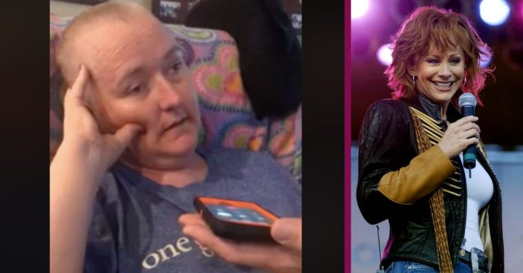 Woman Battling Terminal Cancer Receives Unexpected Phone Call From Reba McEntire