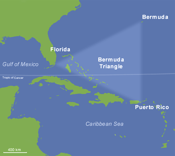 shipwreck that disappeared almost 100 years ago found in bermuda triangle