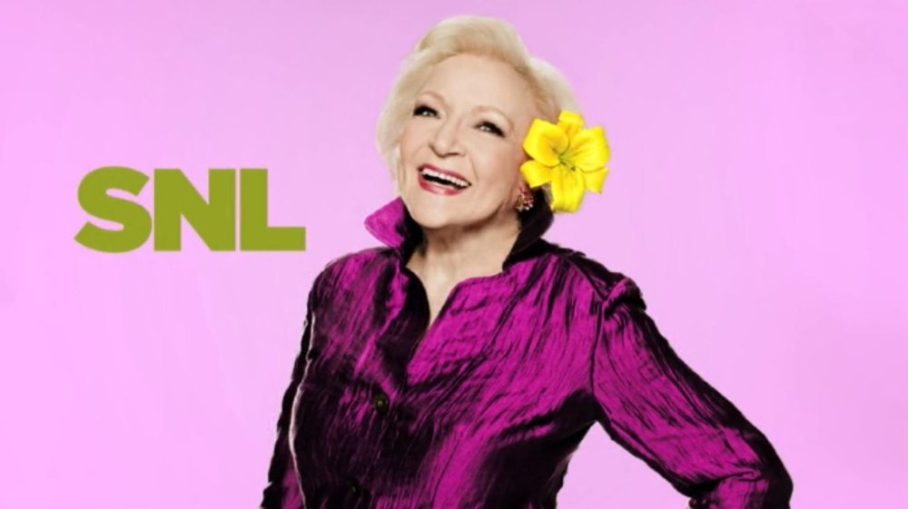 betty white saturday night live