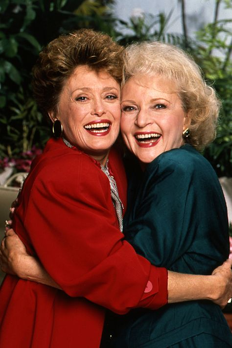 blanche and rose golden girls