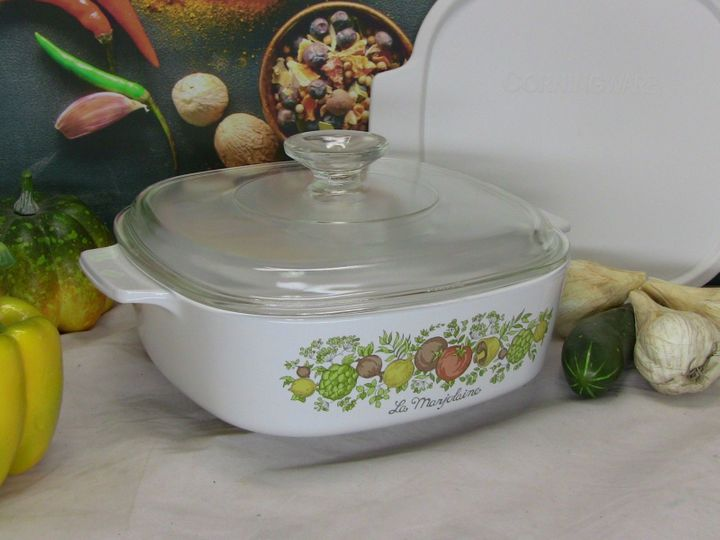 corningware dishes from 1970s are worth thousands of dollars