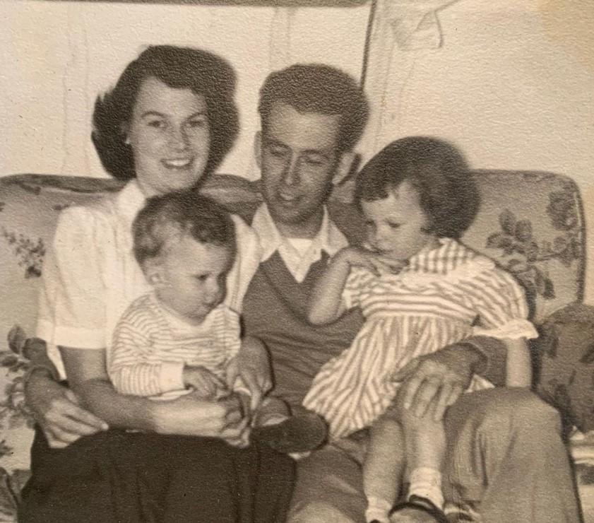 diane keaton family