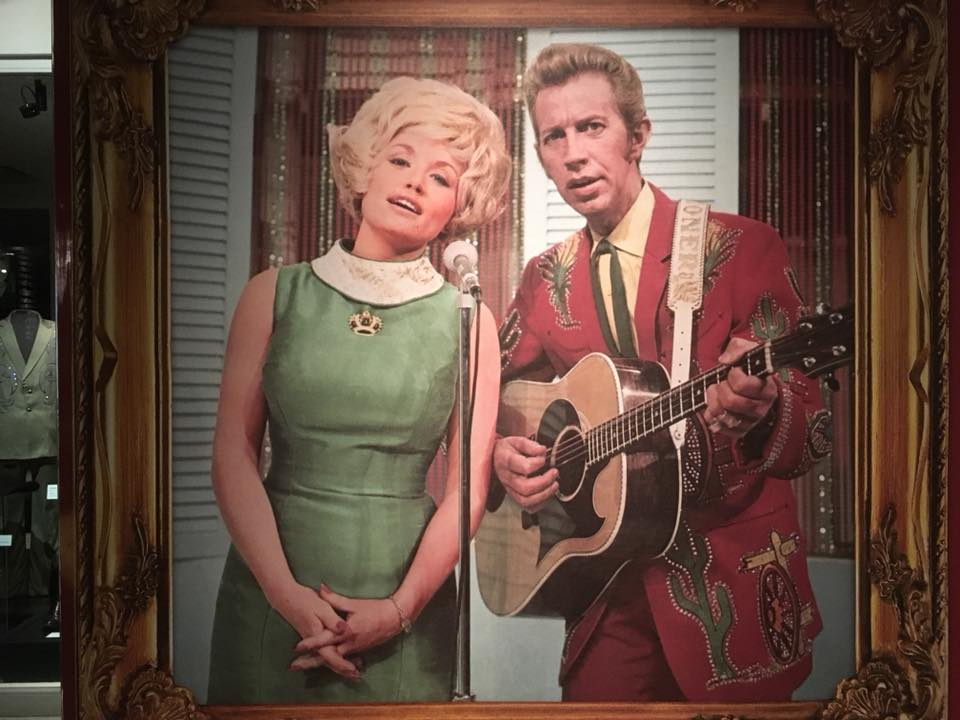 porter wagoner dolly parton performing