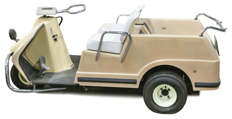 elvis presley harley davidson golf cart