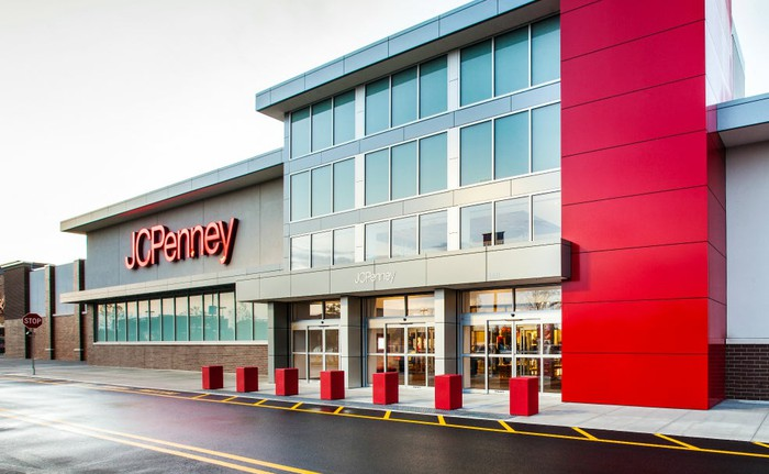 jc penneys falling short, could be the end of retail