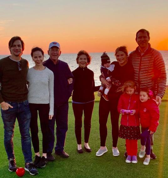 jenna bush hager emotional family post 2020