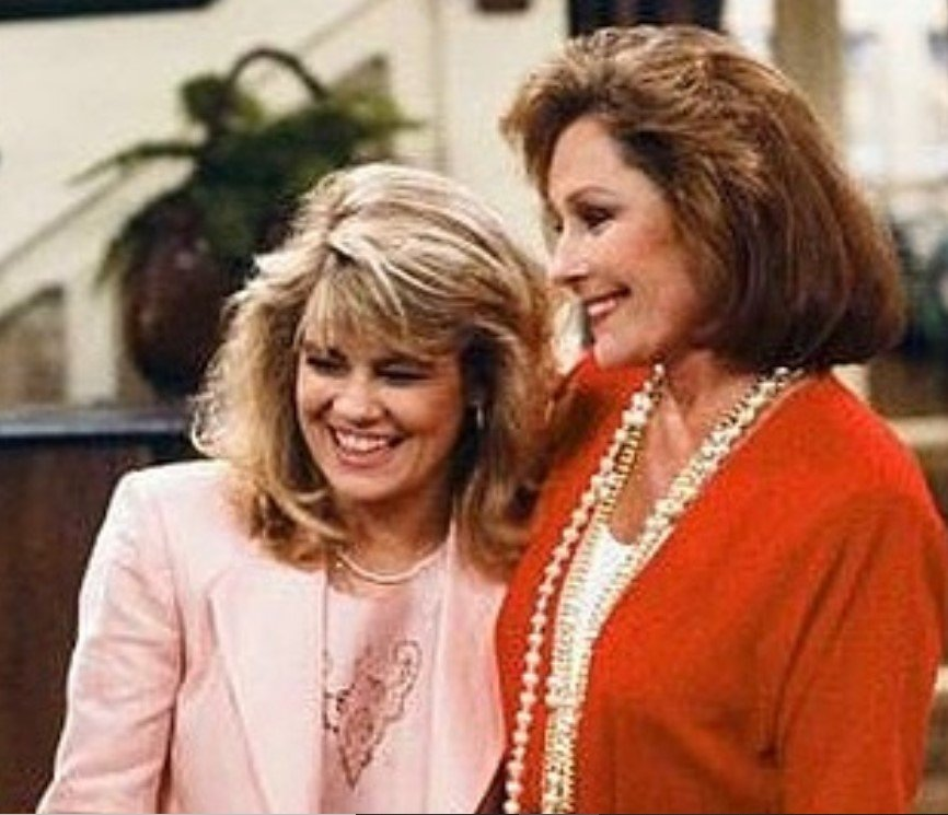lisa whelchel marj dusay the facts of life
