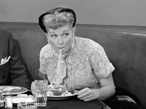 lucille ball on judy garland's comedic abilities