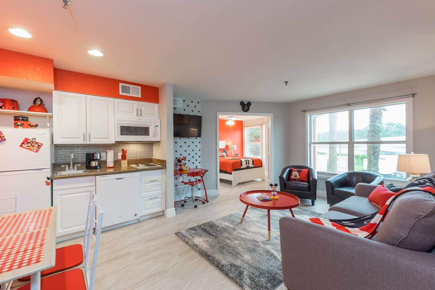 mickey mouse airbnb kissimmee fl