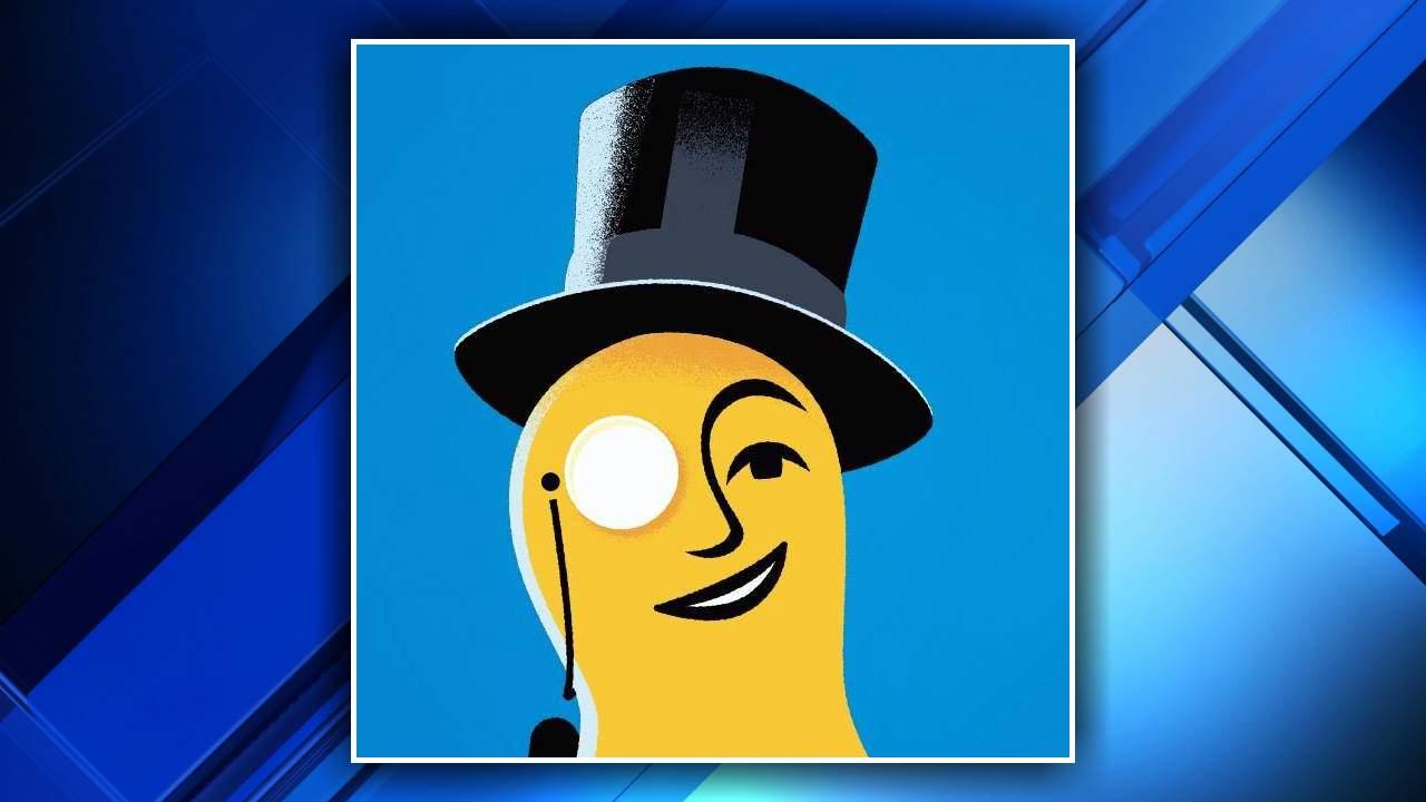 mr peanut dies