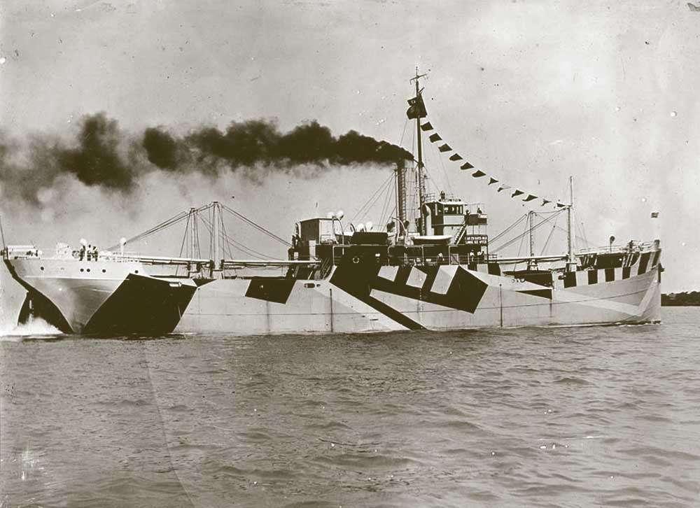 shipwreck that disappeared in 1925 found in the bermuda triangle