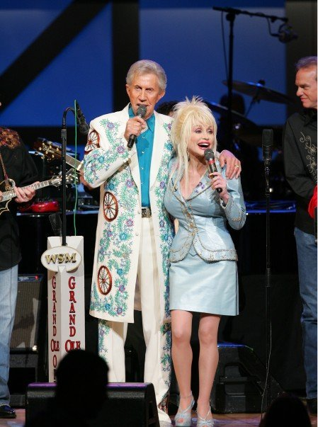 dolly parton porter wagoner grand ole opry