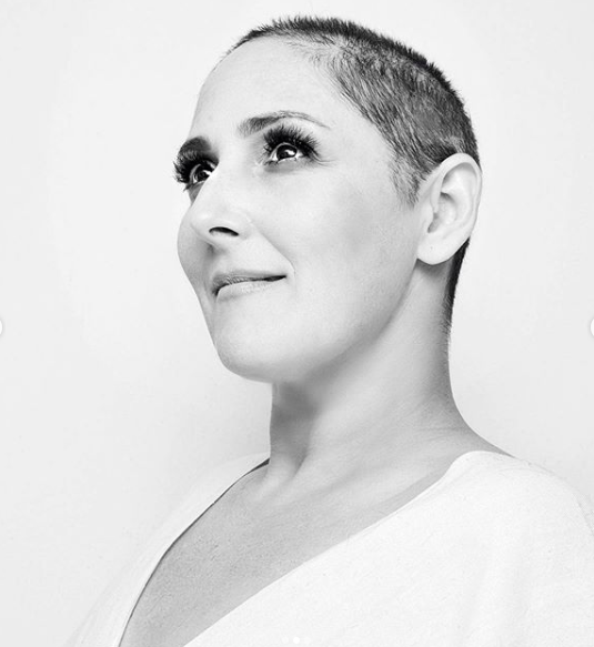ricki lake talks about her hair loss