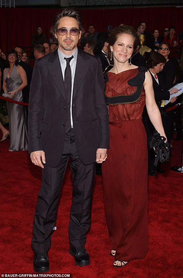 robert downey jr talks about secret to long-lasting marriage with wife susan