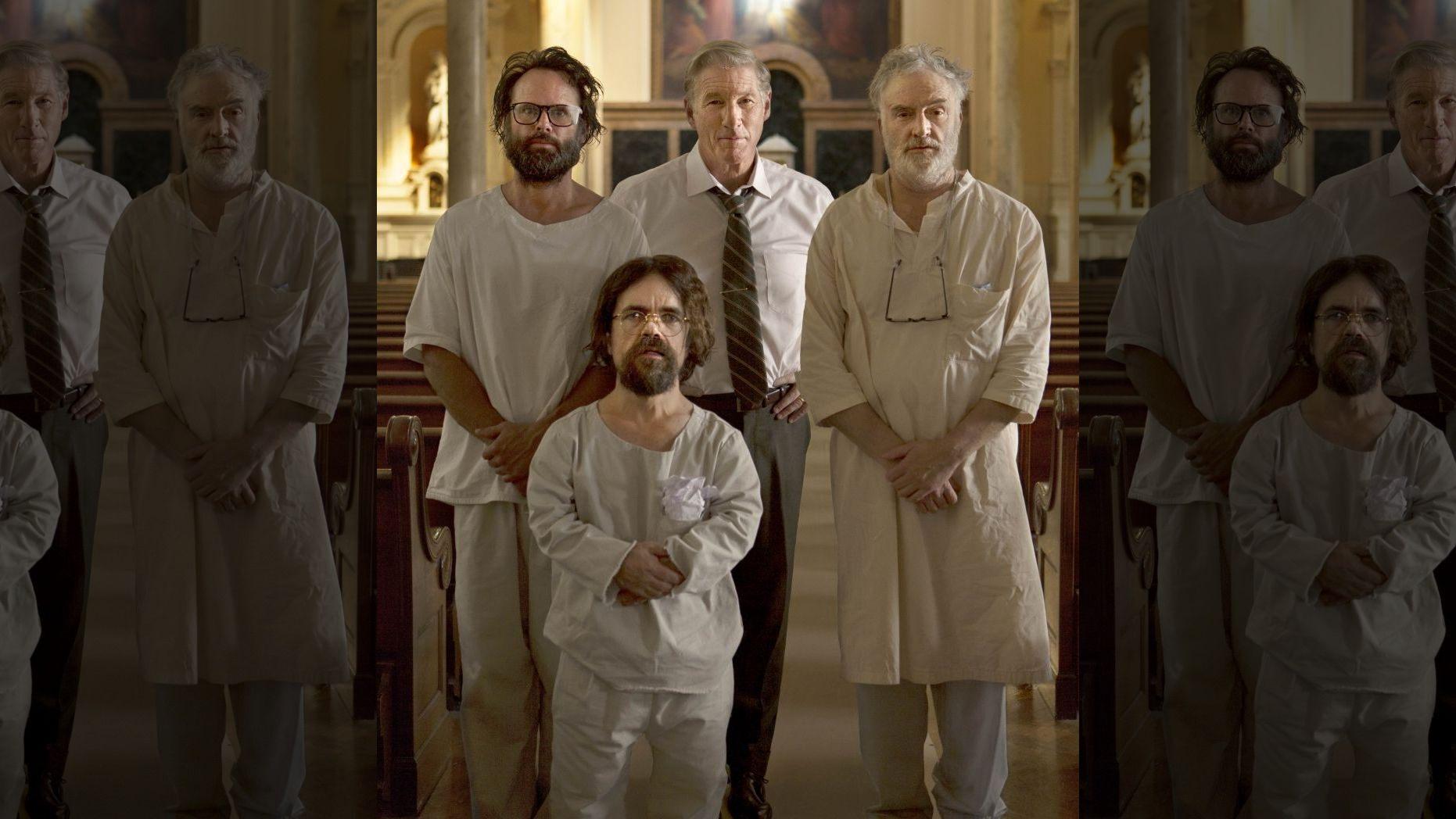 richard gere talks three christs film and mental health
