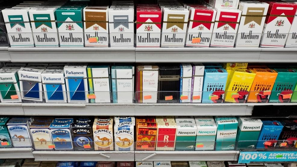 age limit for purchasing tobacco products raised to 21+