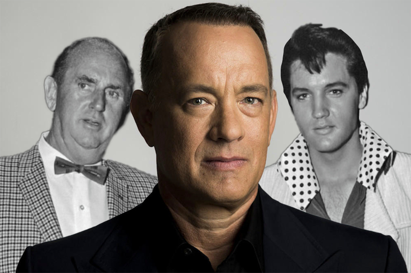 tom hanks will play col tom parker in elvis presley biopic