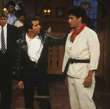henry winkler tom hanks happy days the fonz