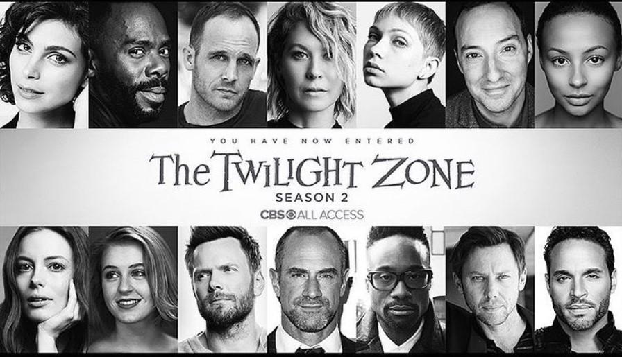 twilight zone season two cast