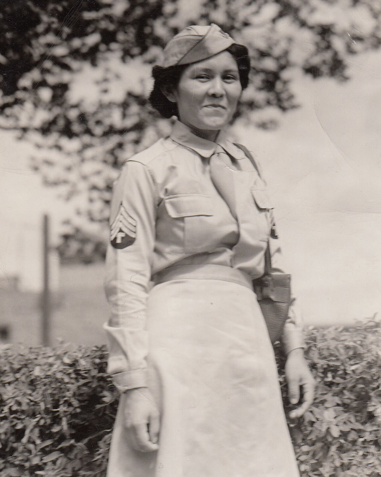 sophie yazzie young wwii