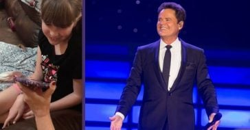 _10-Year-Old Wins Contest To Duet _Close Every Door_ With Donny Osmond