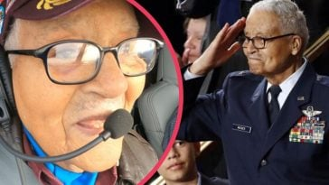100-Year-Old Tuskegee Airman Honored At State Of The Union Address