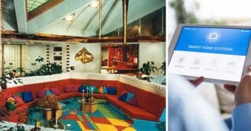 1970s House Of The Future Had 'Smart' Features We're Only Just Getting