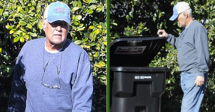 Alex Trebek Looks Good While Out And About Amid Stage 4 Pancreatic Cancer Battle