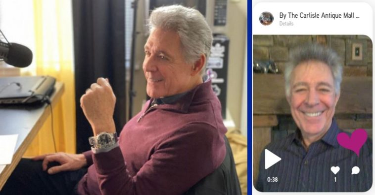 Barry Williams Is Creating Cameo Videos For Valentine's Day