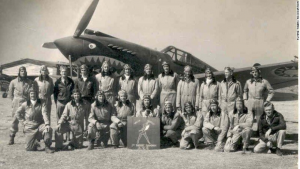 Being part of the Flying Tigers meant long treks back and forth around the globe