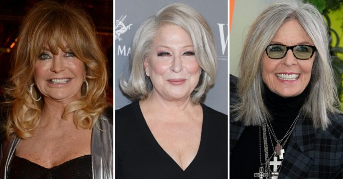 Bette Midler, Goldie Hawn, And Diane Keaton To Reunite In New Film 'Family Jewels'