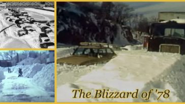 The Blizzard of 1978 in photos.