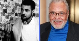 Celebrated actor, iconic voice and all, James Earl Jones