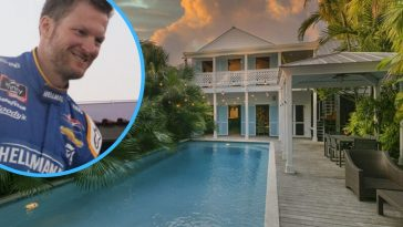 Dale Earnhardt Jr selling his Key West home