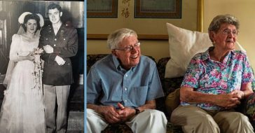 Despite some hurdles, Velma and Harry Smith of Unity Township are still in love