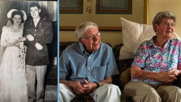 Despite some hurdles, Velma and Harry Smith of Unity Township are still in love