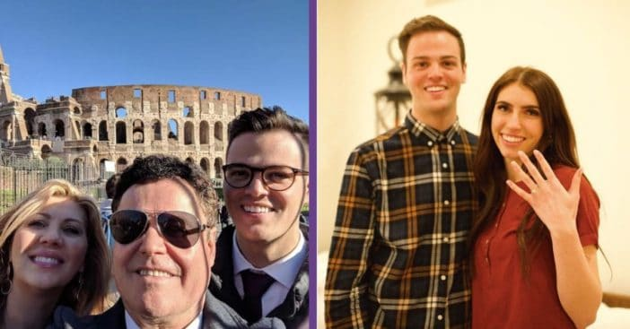 Donny Osmond's Youngest Son, Josh, Is Engaged!