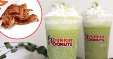 Dunkin released several new menu items